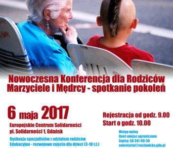 plakat_Konferencja dla rodziców