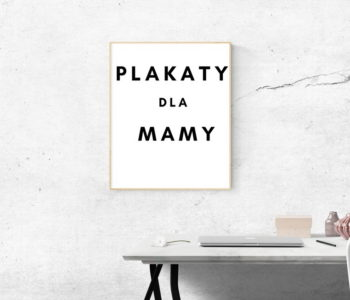 Darmowe plakaty na Dzień Matki do druku