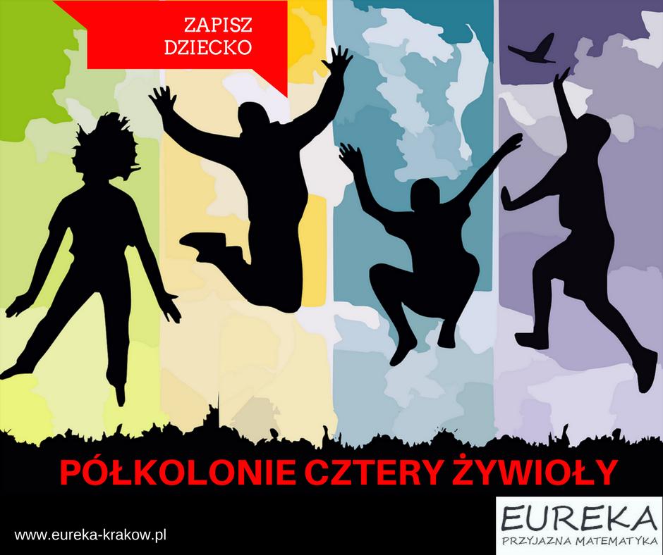 Cztery żywioły - lato w Krakowie