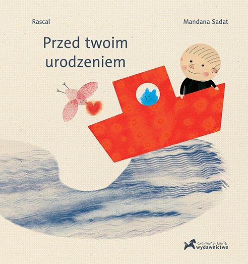 Przed twoim urodzeniem książka dla dzieci