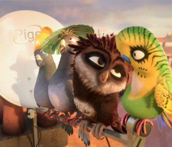 Majowa Sztuka Bajek – Riko prawie bocian i Bajki okiem malucha