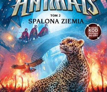 Spirit Animals Upadek Bestii 2 Spalona ziemia
