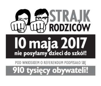 strajk rodziców Polska