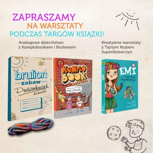 wydawnictwo wilga warszawskie targi książki