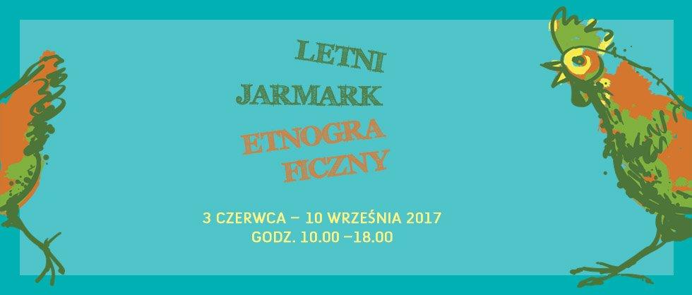 01.4. Jarmark Etnograficzny - plakat3 Gdańsk