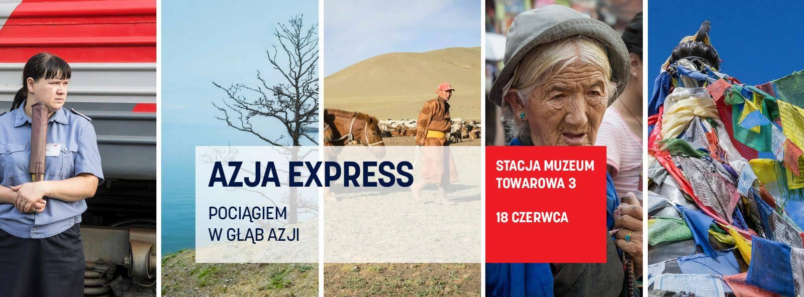 Spotkanie w muzeum Azja Express