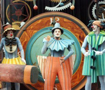 Międzynarodowy Festiwal Teatrów Ulicznych ULICA Fahrenheit 451