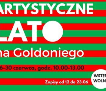 artystyczne_lato Bielański Osrodek Kultury - lato w miescie 2017 Warszawa