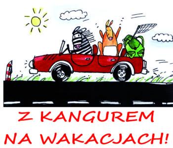 Twórcze zajęcia wakacyjne w Kangurze