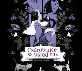 Czarownice sa wsrod nas książka dla dzieci Wydawnictwo Literatura