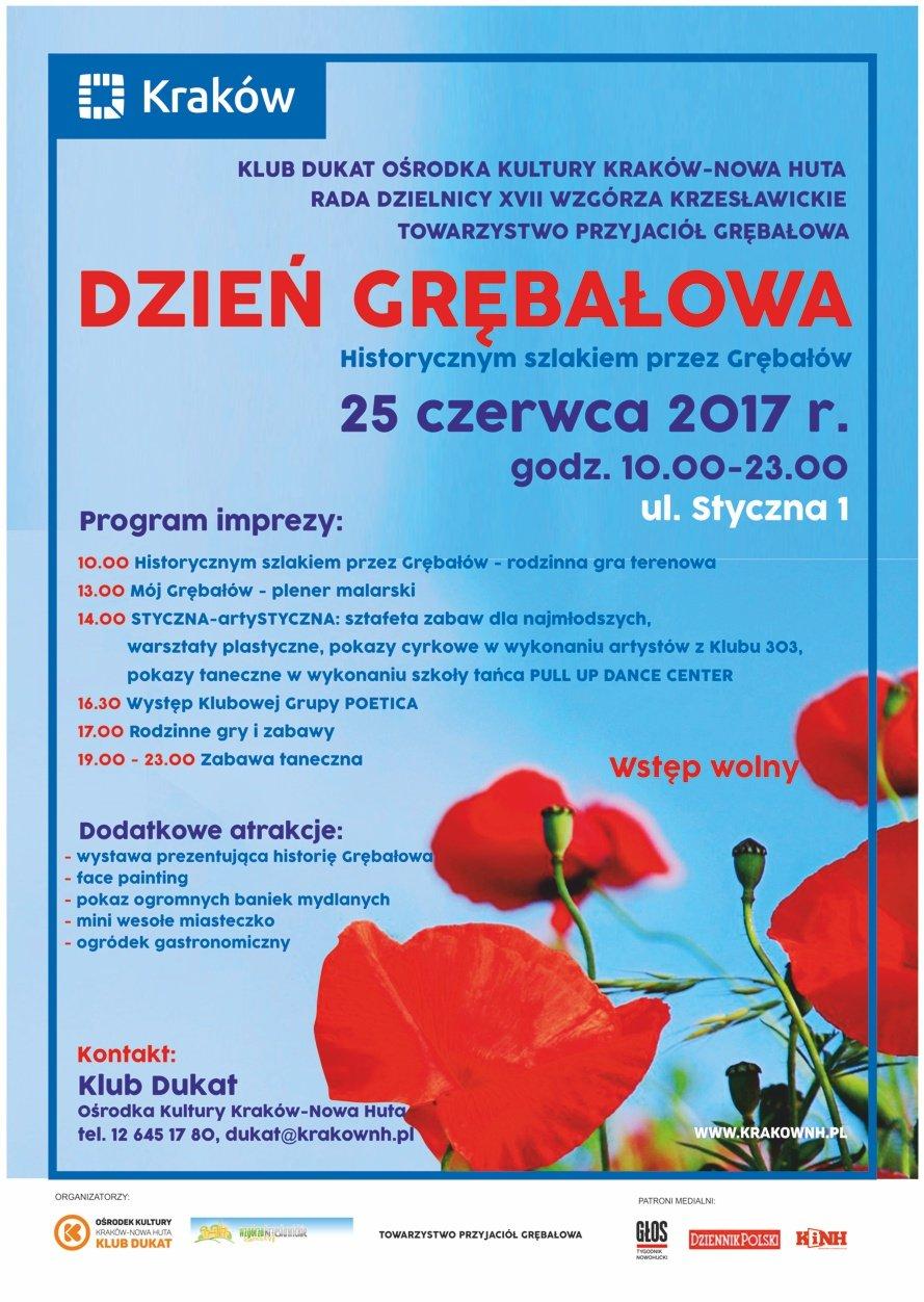 Historycznym szlakiem przez Grębałów - Klub Dukat zaprasza!