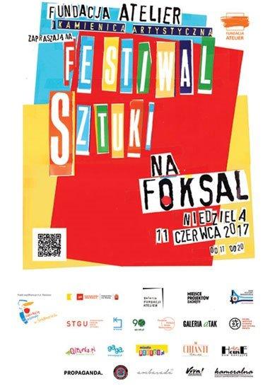 festiwal sztuki na foksal 2017