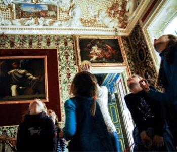 Wizyta u króla | bezpłatne zwiedzanie pałacu w Wilanowie