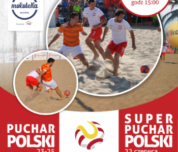Piłka plażowa na PGE Stadion Letni