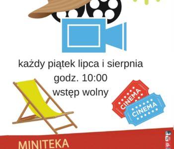 Kino przed plażą 2017 Sopot