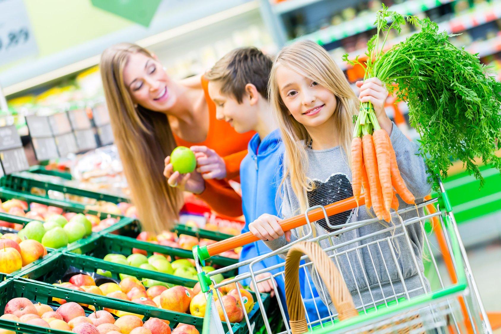 Nauka gospodarowania jedzeniem