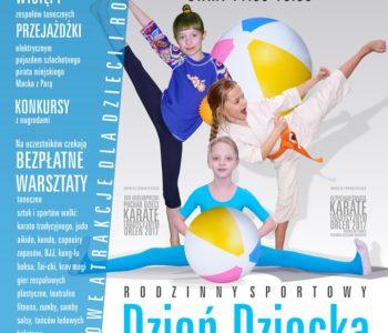 Rodzinny sportowo-kulturalny Dzień Dziecka