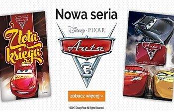 seria auta 3 ksiazki magazyn