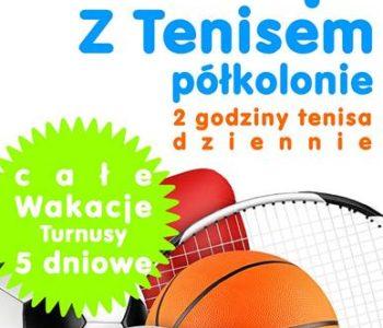 Wakacje z tenisem