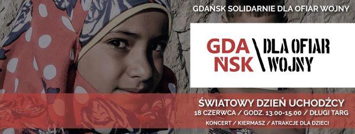 swiatowy dzien uchodzcy gdansk 2017