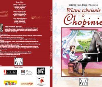 Wiatru tchnienie o Chopinie, premiera książki dla dzieci