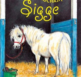 Wszyscy kochaja Sigge seria książek o koniach dla dzieci