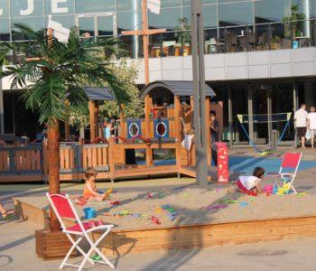 Port Łódź zaprasza dzieci do świata przygód