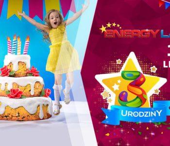 3 Urodziny Energylandii