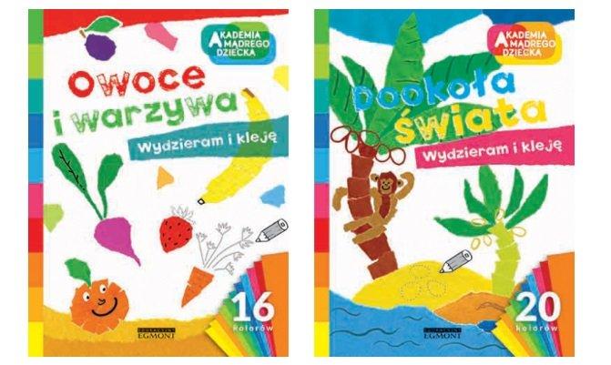 Akademia Mądrego Dziecka książki dla dzieci