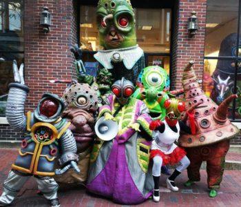 Międzynarodowy Festiwal Filmów Animowanych ANIMATOR dzieciom