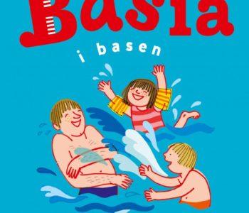 Basia i basen książka dla dzieci