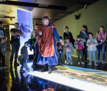 Wyprawa z Mieszkiem – oprowadzanie dla rodzin z dziećmi w Bramie Poznania