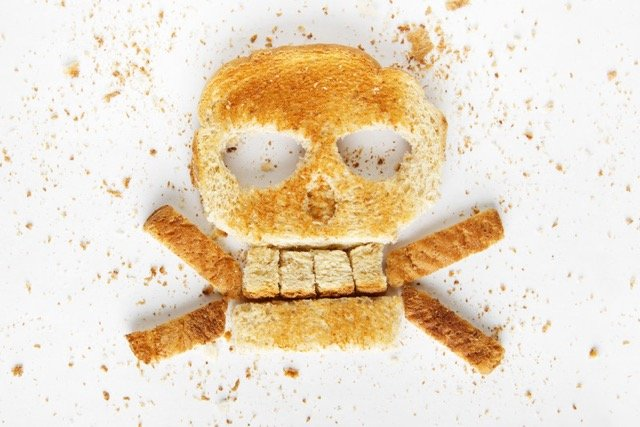 przepis na strasznego pirackiego tosta