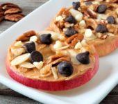 przepis na zdrowe jabłkowe ciasteczka