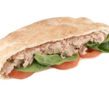 Przepis na kanapkę z pastą z tuńczykiem po amerykańsku