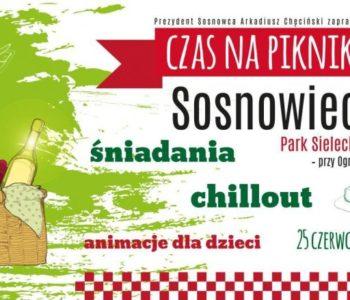 Czas na piknik – Sosnowiec