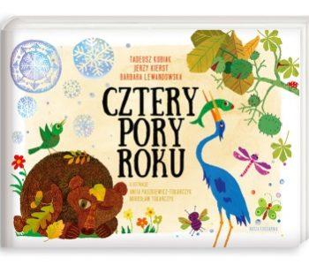 Cztery pory roku książka dla dzieci
