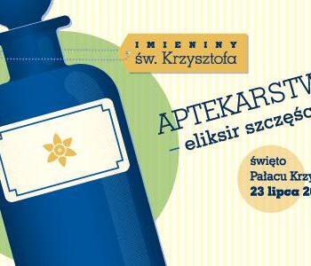 Eliksir szczęścia -święto Pałacu Krzysztofory