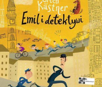 Emil i detektywi Erich Kästner recenzja książki dla dzieci