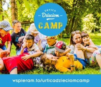 Urtica Dzieciom Camp