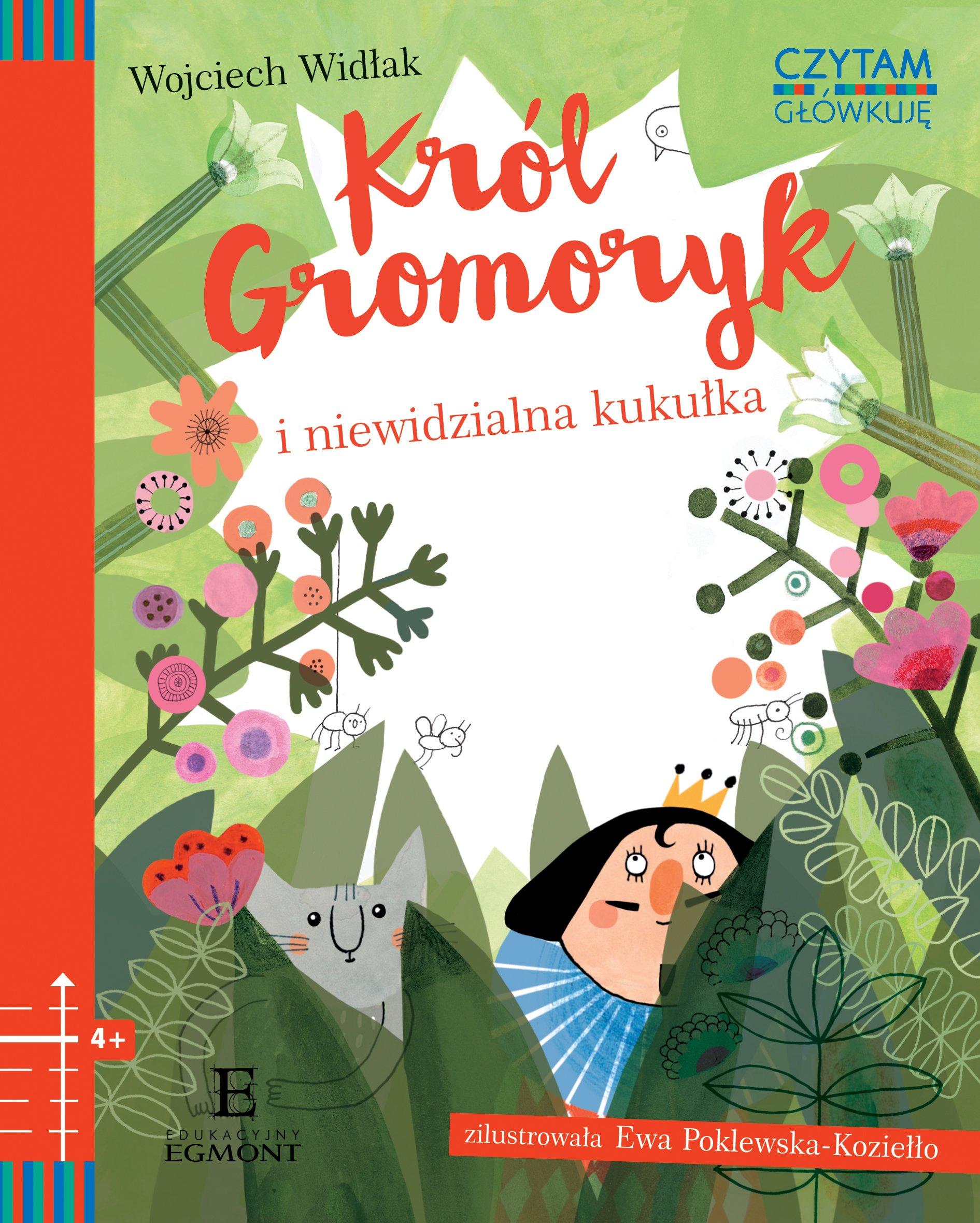 Król Gromoryk recenzja książki dla dzieci
