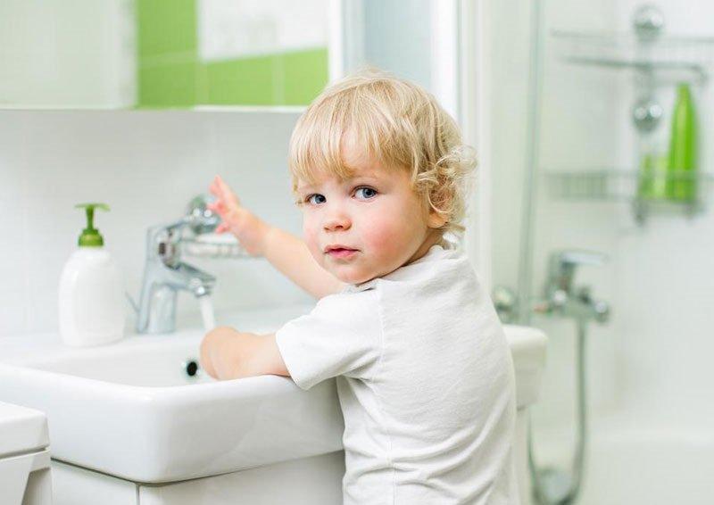 dlaczego dzieci powinny myć ręce