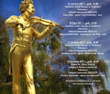 Wieliczka: II koncert Popołudnie ze Straussem