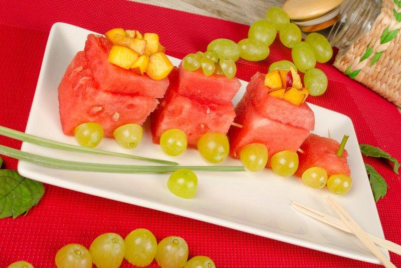 deser arbuzowy dla dzieci przepis