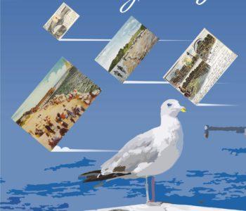 wystawa pocztówek pozdrowienia z wakacji