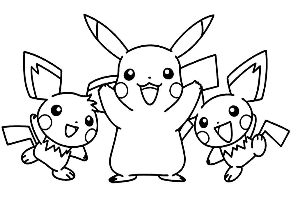 Kolorowanka Pokemony Bajkowe Malowanki Dla Dzieci Do Druku