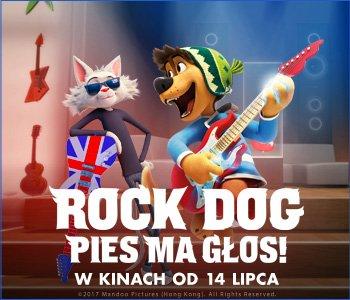 rock dog pies film dla dzieci w kinach