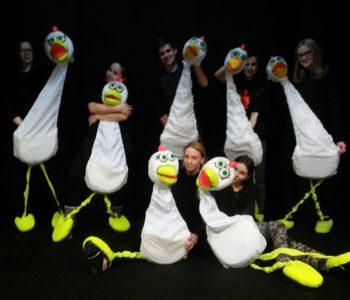 TeatrCzarnego Tła  w listopadzie – Chorzów
