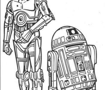 Star Wars kolorowanki do druku dla chłopców
