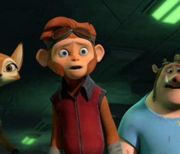 super Spark zwiastun filmu dla dzieci